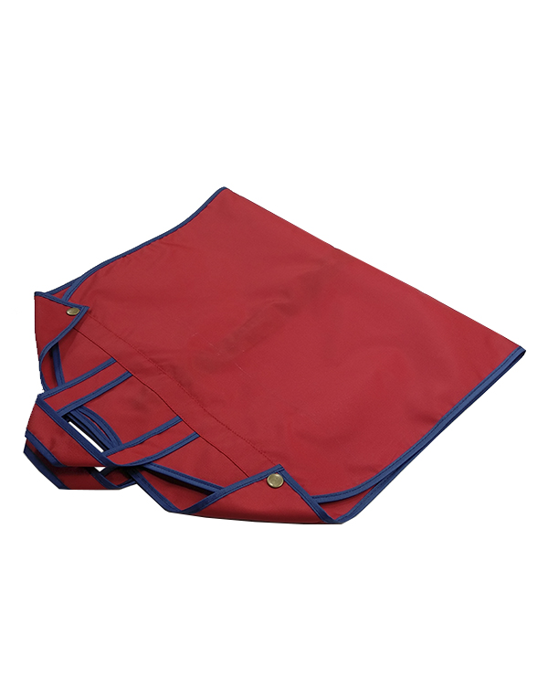 Case for children's clothing  Dance red-blue 80 cm