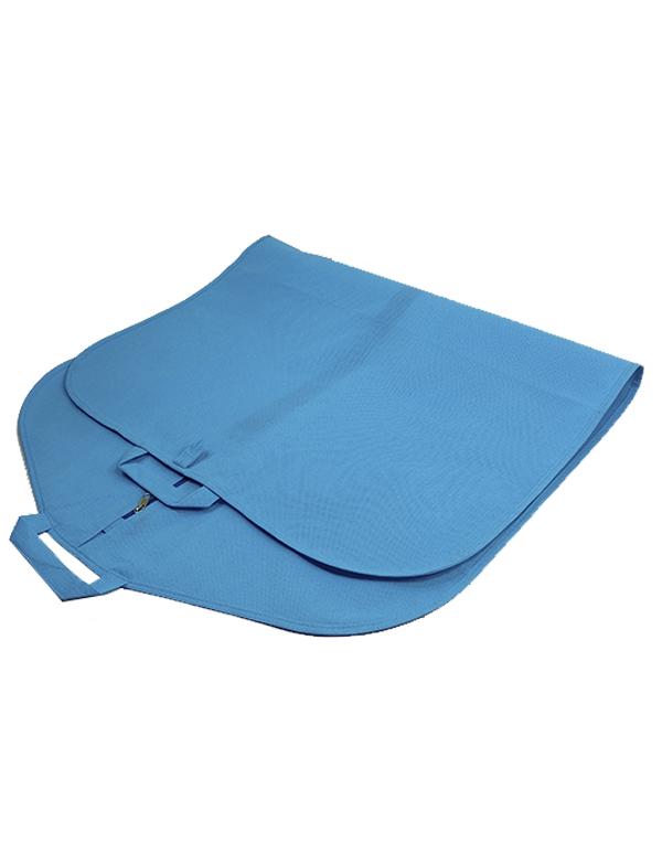 Сlothing bag Suit blue