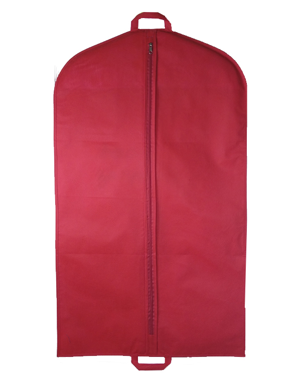Сlothing bag Suit red