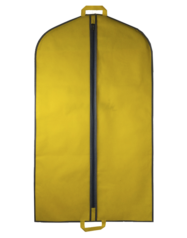 Сlothing bag Suit yellow