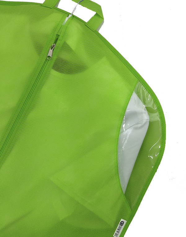 Clothes bag Bright Suit-lime 140 cm