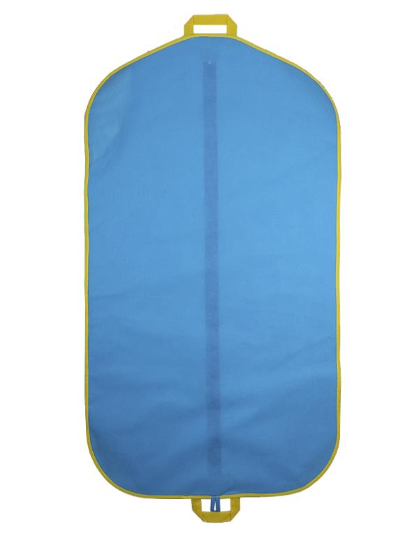 Clothes bag Bright Suit blue-yellow 140 cm