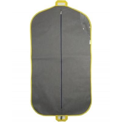 Чехол для одежды 🕴Bright Suit gray-yellow🕴. @garmentbag.com.ua 🔽🔽🔽🔽🔽🔽🔽 Чехол из плотного спанбонда- идеальный вариант для хранения одежды👌👌👌. Спанбонд хорошо пропускает воздух, что особенно важно при хранении одежды из натуральных материалов👘👗👔. При этом отлично защищает одежду от моли и пыли. Прозрачное окошко позволяет легко идентифицировать одежду в Вашем гардеробе не вынимая её из чехла🤔🤔🤔. Благодаря двум удобным ручкам этот чехол можно использовать для кратковременной транспортировке одежды 🚈🚄🚆🚇🚞🚍. www.garmentbag.com.ua ☎️0682019004📞 #чехлыдляодежды #украинскийпроизводитель  #garmentbagukraine